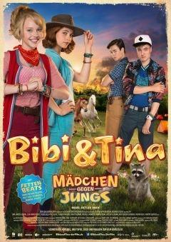 Bibi & Tina - Mädchen gegen Jungs (Karaokeversion)