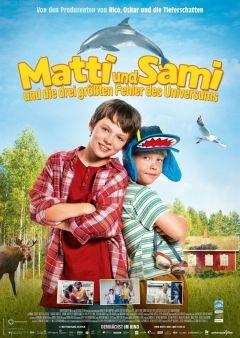 Matti und Sami und die drei grössten Fehler des Universums