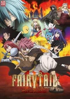 Anime Night 2018: Fairy Tail 1: Phoenix Priestess