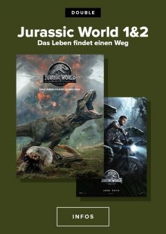Double Feature: Jurassic World 3D