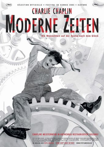 """Kinokonzert: Moderne Zeiten"""