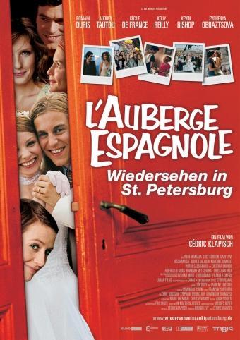 L' auberge espagnole - Wiedersehen in St. Petersburg