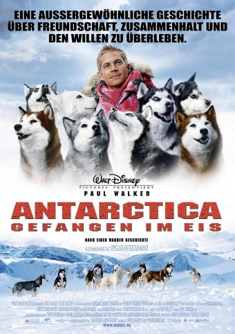 Antarctica - Gefangen im Eis