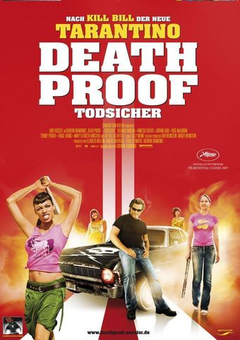 Quentin Tarantinos Death Proof - Todsicher