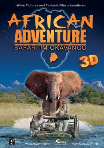 African Adventure 3D - Safari im Okavango