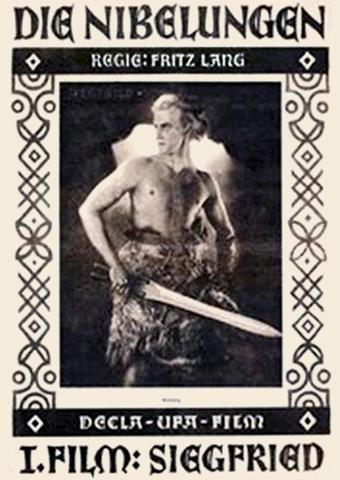 Die Nibelungen 1. Teil: Siegfried