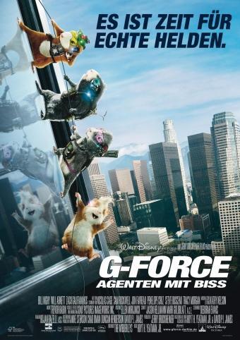 G-Force - Agenten mit Biss 3D