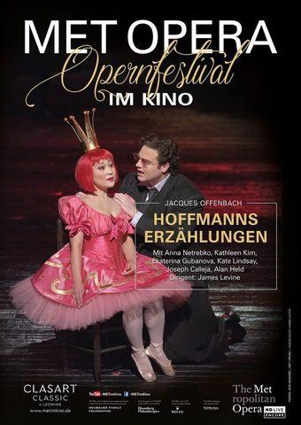 Met Opera 2020/21: Offenbach Les Contes d' Hoffmann (2009)