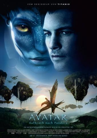 Avatar - Aufbruch nach Pandora 3D (Erweiterte Fassung)