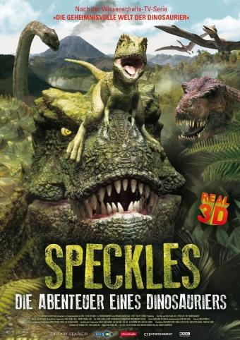 Speckles - Die Abenteuer eines Dinosauriers 3D