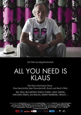 All you need is Klaus - Die Klaus Voormann-Story