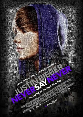 Justin Bieber 3D: Never Say Never