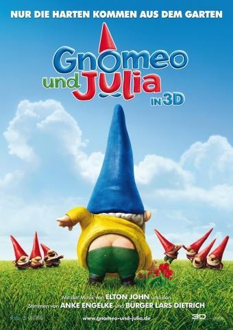 Gnomeo und Julia in 3D