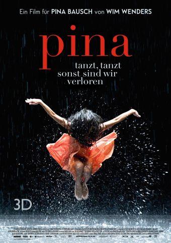 Pina - Tanzt, tanzt sonst sind wir verloren