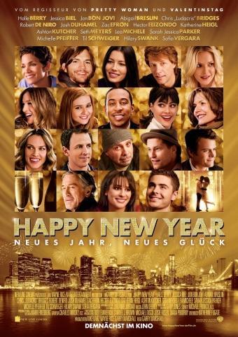 Happy New Year - Neues Jahr, Neues Glück