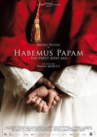 Habemus Papam - Ein Papst büxt aus