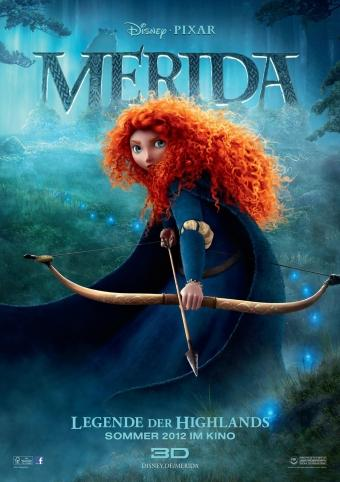 Merida - Legende der Highlands 3D