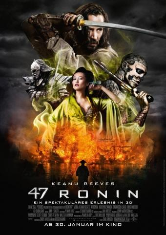 47 Ronin 3D (Deutsch/3D)