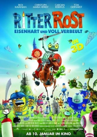 Ritter Rost - Eisenhart und voll verbeult