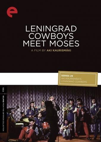 Leningrad Cowboys treffen Moses