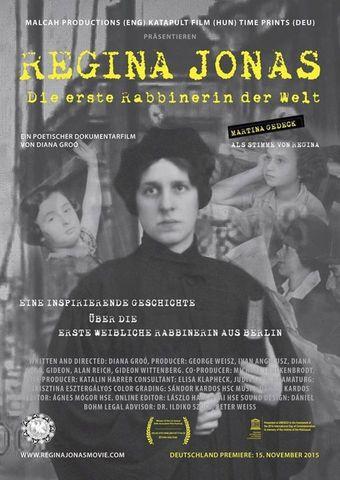 Regina Jonas - Die erste Rabbinerin der Welt