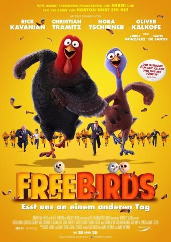 Free Birds - Esst uns an einem anderen Tag 3D (Deutsch/3D)