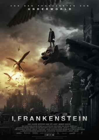 I, Frankenstein 3D (Deutsch/3D)