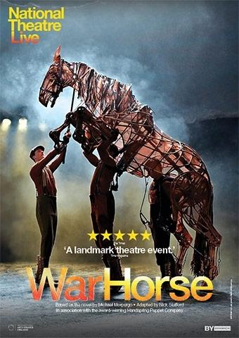 National Theatre London: War Horse