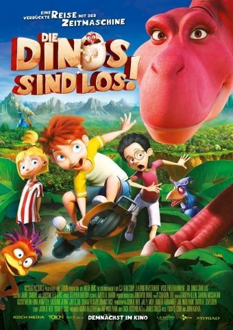 Die Dinos sind los 3D