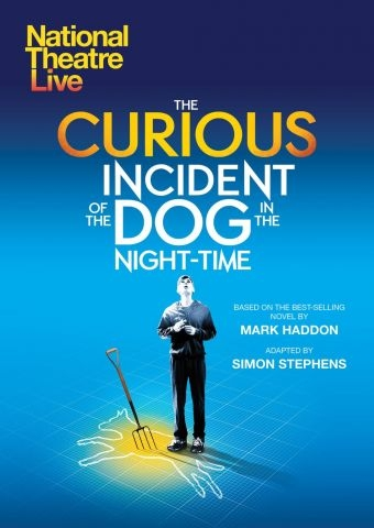 National Theatre London: The Curious Incident of the Dog in the Night-time