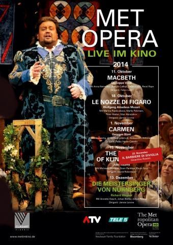 MET Opera 2014/15: Die Meistersinger von Nürnberg (Wagner)