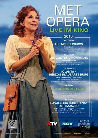 MET Opera 2014/15: La Donna Del Lago (Rossini)
