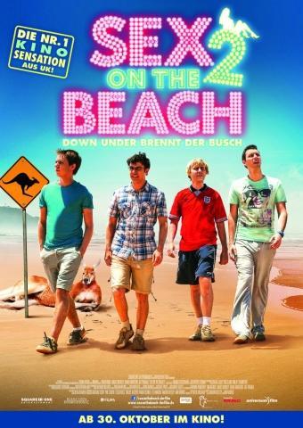 Sex on the Beach 2 - Down Under brennt der Busch