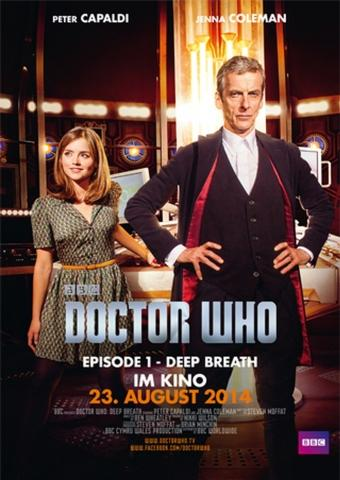 Doctor Who: Staffel 8, Episode 1