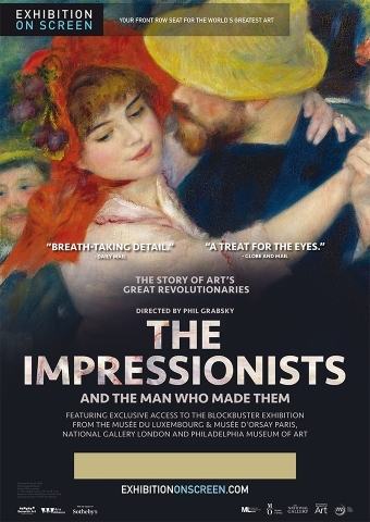 Exhibition on Screen: Die Impressionisten