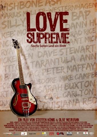 Love Supreme - Sechs Saiten und ein Brett