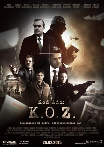 Kod Adi: Koz - Code-Name: Operation Maulwurf