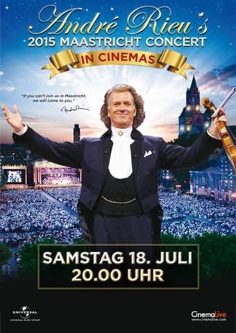 Andre Rieu's Maastricht Konzert 2015