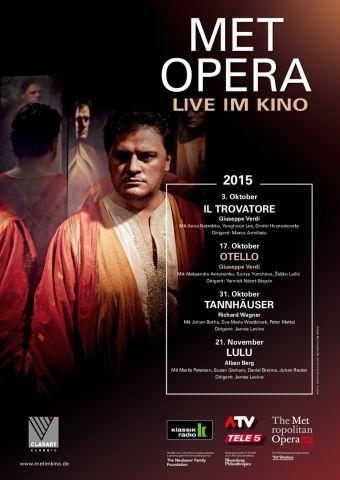 Met Opera 2015/16: Otello (Verdi)