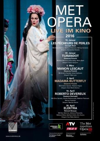 Met Opera 2015/16: Madama Butterfly (Puccini)