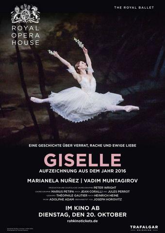 Royal Opera House 2020/21: Giselle (Aufzeichnung von 2016)