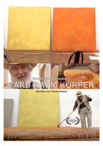 Gotthard Graubner - Farb-Raum-Körper