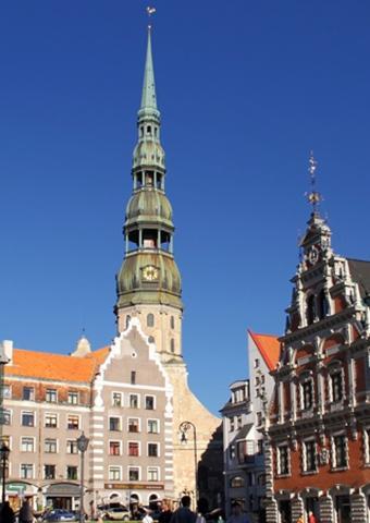 Reisefilm: Baltikum