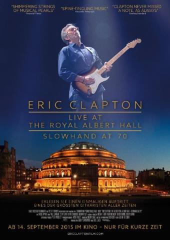 Eric Clapton Live at the Royal Albert Hall