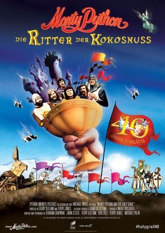 Monty Pythons Ritter der Kokosnuss - 40 Jahre Jubiläum