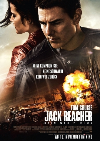 Jack Reacher: Kein Weg zurück
