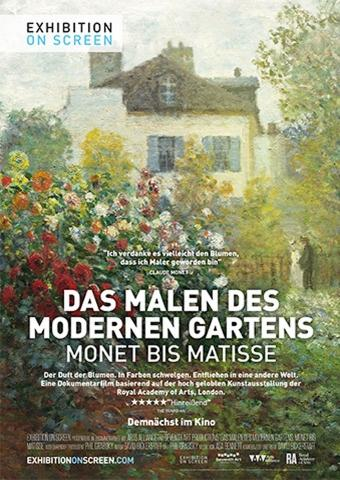 Exhibition On Screen: Den modernen Garten malen: Monet bis Matisse
