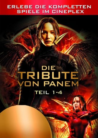 Die Tribute von Panem (1-4)