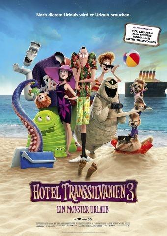 Hotel Transylvania 3 - Ein Monster Urlaub
