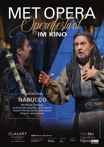 Met Opera 2020/21: Verdi NABUCCO (2017)